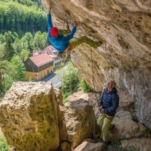 2018 Artvisuell Climbing Calendar 50x70cm January