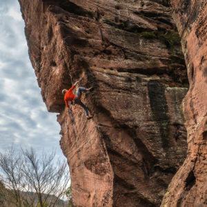 2018 Artvisuell Climbing Calendar 50x70cm February