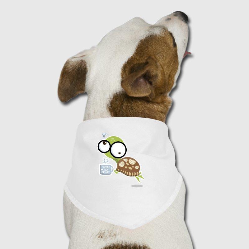 Flippy Turtle Hunde Bandana - Taucher T-Shirt